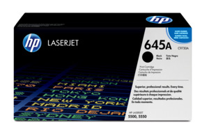 HP 645A Toner Black