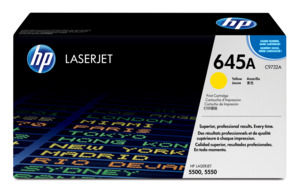 HP 645A Toner Yellow
