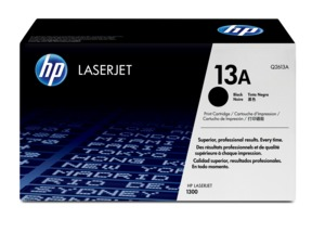 HP 13A Toner Black