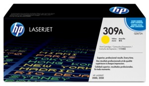 HP 309A Toner Yellow
