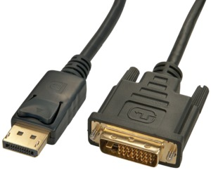 Cable DisplayPort Ma - DVI-D Ma, 3m