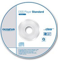 Olympus DSS Player Std Dictation Module