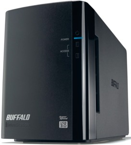 Buffalo Disco duro DriveStation Duo 6 TB