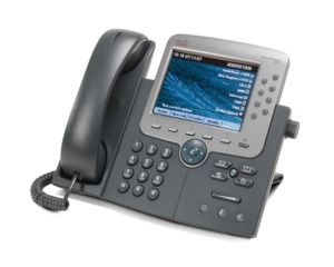 Cisco Unified IP Phone 7900