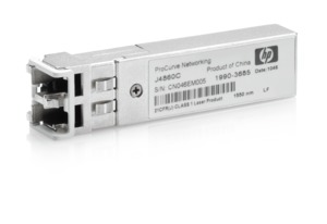 HPE X121 1G SFP LC LH Transceiver