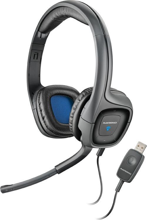 Buy Plantronics  Audio 655 DSP USB Headset (80935-15)