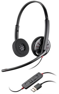 Headset USB Plantronics Blackwire C320-M