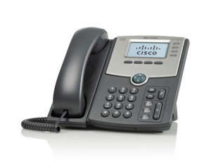 Telefono IP 4 linee PoE Cisco SB SPA514G