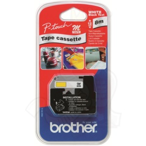 Brother M-K621 Labelling Tape