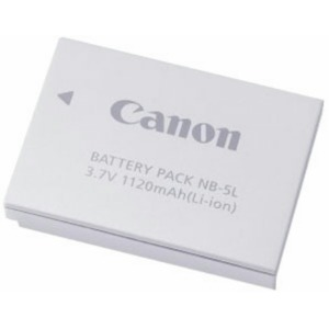 Canon NB-5L Li-Ion Battery