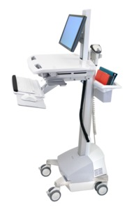Ergotron StyleView Medical Cart w/ SLA