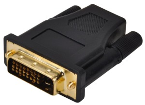 Articona DVI-D - HDMI Adapter