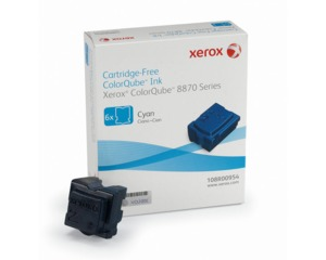Xerox 108R00954 Solid Ink Cyan