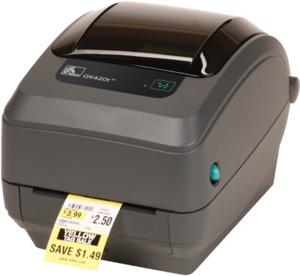 Zebra GK420t Printer 203dpi Ethernet