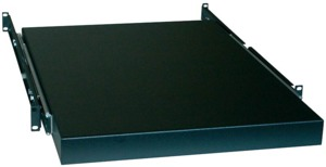 Lehmann Rack Shelf Pull-out 30kg Black