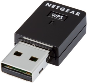 Adattatore USB Wireless-N 300 NETGEAR