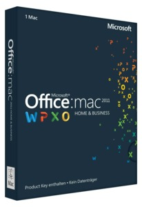Microsoft Office Mac Home and Business