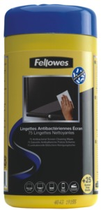 Fellowes Antibact. Monitor Cleaning