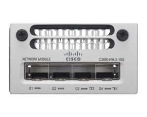 Cisco Catalyst 3850 2x 10G modul