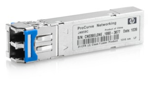 Ricetrasmettitore HPE X120 1G SFP LX SX