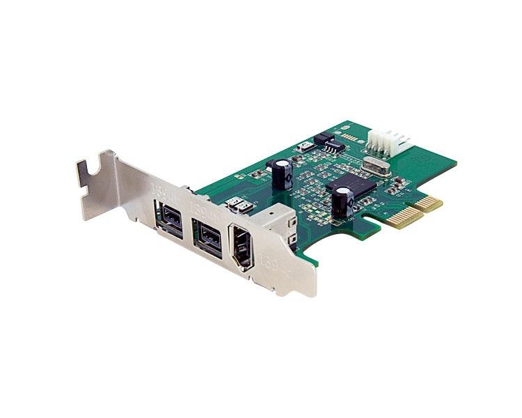 Koupit Karta Rozhrani Startech 3x Firewire Pex1394b3lp