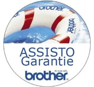 Brother Assisto Vorort-Garantie 3 Jahre