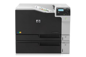 HP LaserJet Color Ent M750dn Printer