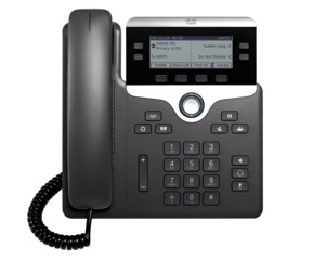 Cisco CP-7821-K9= IP Phone