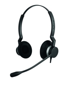 Jabra BIZ 2300 QD Headset Duo