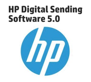 HP Digital Sending Software 5.0/10 Gerät