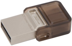 Kingston DT microDuo OTG USB Stick 32GB