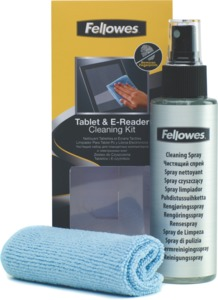 Kit de limpeza Fellowes Tablet/E-Reader