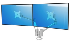 Dataflex ViewLite Plus 2 Monitor Arms