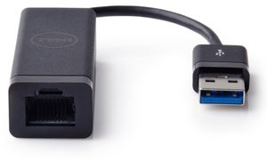 Dell USB 3.0 - Ethernet adapter