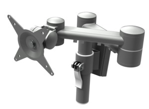 Dataflex Viewmate Monitor Arm Rail Sys.