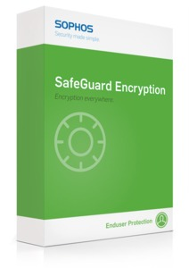 SafeGuard Encryption For File Shares