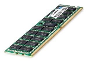 Barrette mémoire 8Go HP 1Rx4 PC4-2133P-R