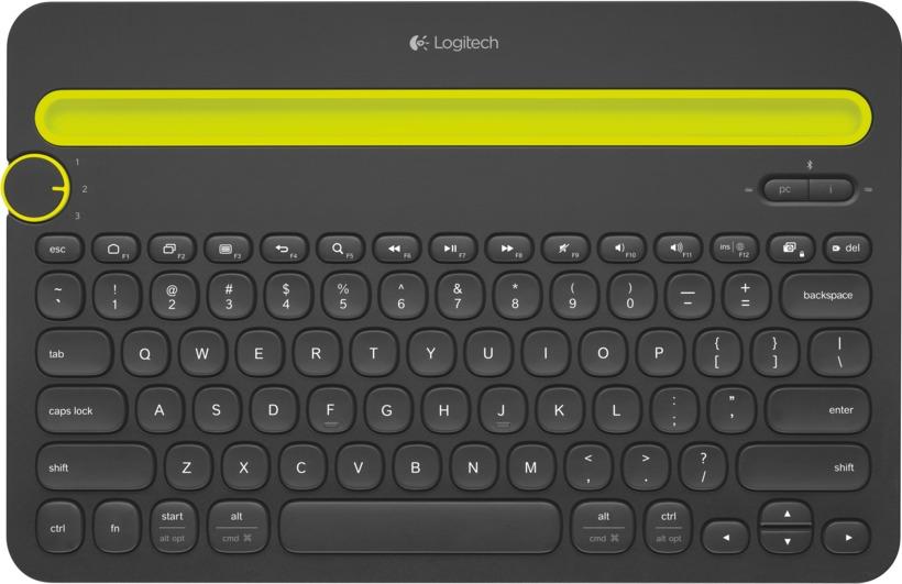 Buy Logitech K480 Multi-Device Keyboard (920-006352)