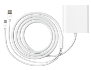 Apple mini DisplayPort to DVI Dual Link