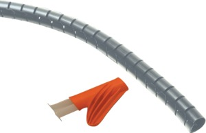 Cable Eater D=25mm 3m grey