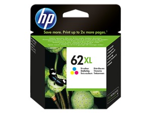 HP 62XL Ink Tri-colour