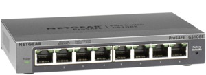 NETGEAR ProSAFE Plus GS108E Switch
