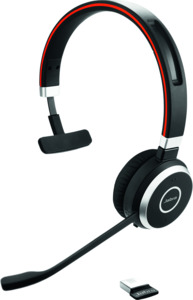 Jabra Evolve 65 MS Headset Mono