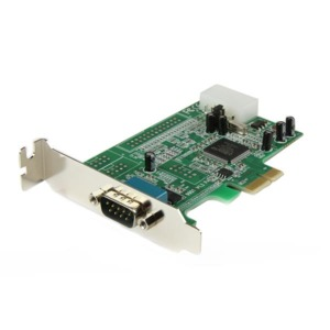StarTech 1Port Low Profile PCI-E Card
