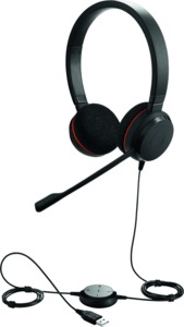Casque Jabra Evolve 20 UC duo