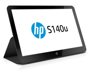 HP S140u LED Backlit Monitor