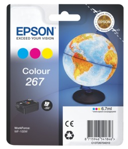 Epson 267 Ink 3-colour