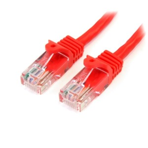 Patch Cable RJ45 Cat5e UTP 2m Red