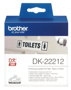 Brother Continuous Label, 62 mm
