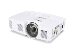 Acer S1383WHne HD Short-throw Projector